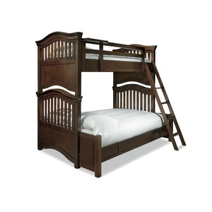 Twin over Full Bunk Bed | Universal Smart Stuff