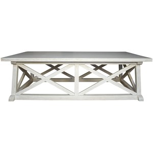 Sutton Coffee Table | Noir