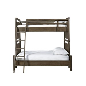 All American Twin over Full Bunk Bed | Universal Smart Stuff
