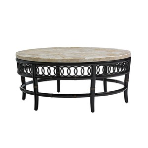 Marimba Round Cocktail Table | Tommy Bahama Outdoor