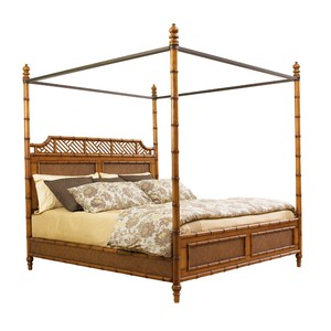 West Indies Bed in King