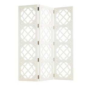 Abbotts Landing Folding Screen | Tommy Bahama Home