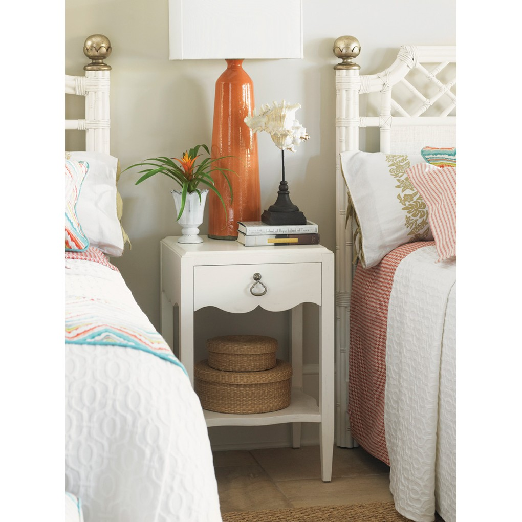 Water Street Bedside Table | Lexington