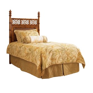 West Indies Headboard 3/3 Twin