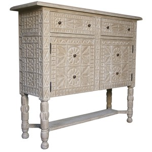 Egypt Console Table | Noir