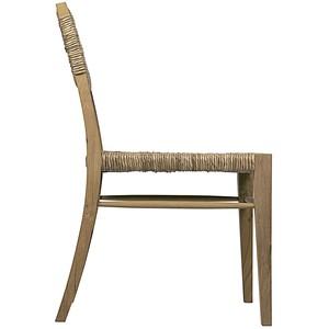Faley Dining Chair   Noir