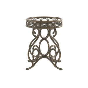 Capistrano Metal Dining Table Base | Tommy Bahama Home