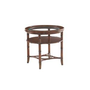 Maricopa Round Lamp Table