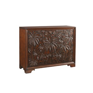 Balboa Carved Door Chest | Tommy Bahama Home