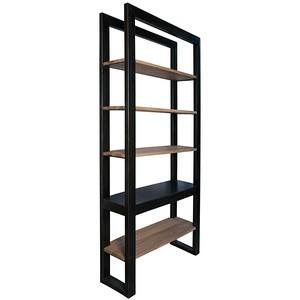 Winston Bookcase | Noir