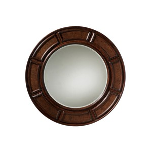 Helena Round Mirror | Lexington