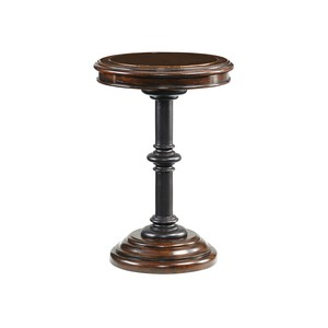 Queenstown Round Accent Table | Lexington