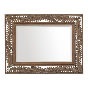 Seabrook Landscape Mirror | Tommy Bahama Home
