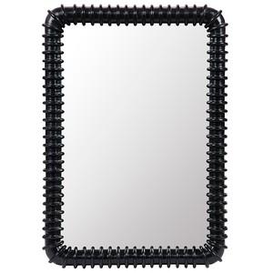 Toshi Mirror | Noir