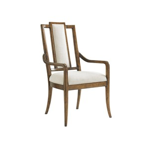 St. Barts Splat Back Arm Chair | Tommy Bahama Home