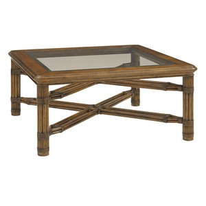 Capri Square Cocktail Table | Tommy Bahama Home