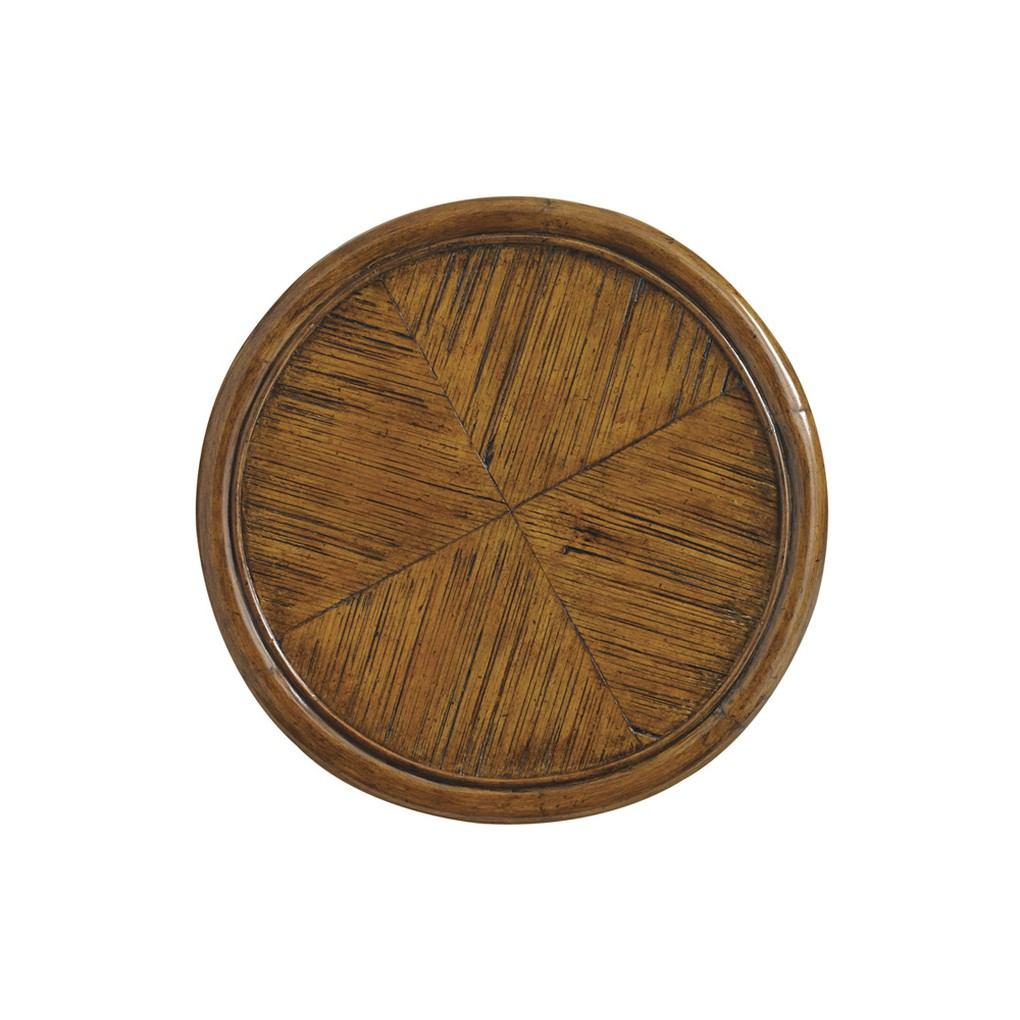 Hibiscus Round Accent Table | Tommy Bahama Home