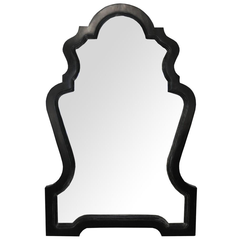 Chipendale Mirror | Noir