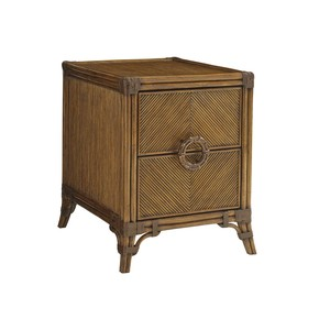 Bungalow Chairside Chest | Tommy Bahama Home