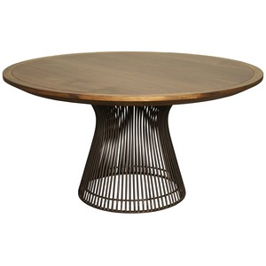 Thomas Dining Table | Noir