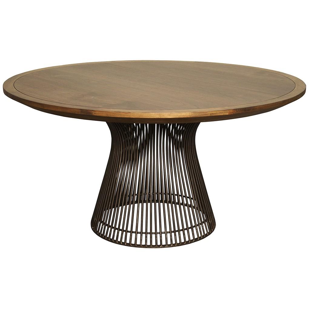Thomas Dining Table | Noir