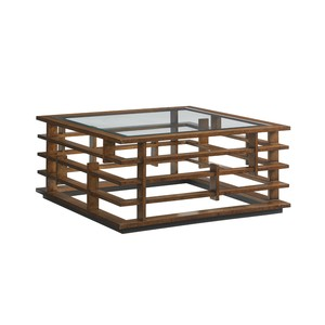 Nobu Square Cocktail Table | Tommy Bahama Home