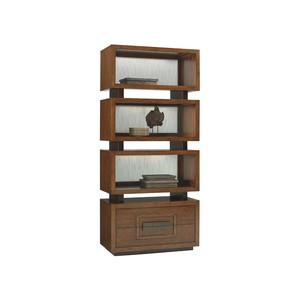 Tonga Tiered Bookcase | Tommy Bahama Home