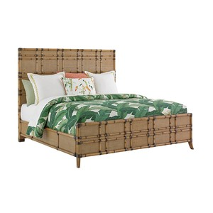 Coco Bay King Panel Bed