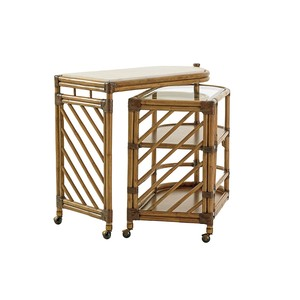 Cable Beach Bar Cart | Tommy Bahama Home