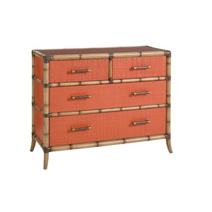 Red Coral Chest | Tommy Bahama Home