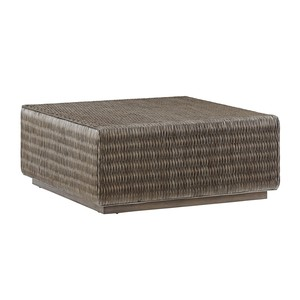 Seawatch Woven Cocktail Table | Tommy Bahama Home