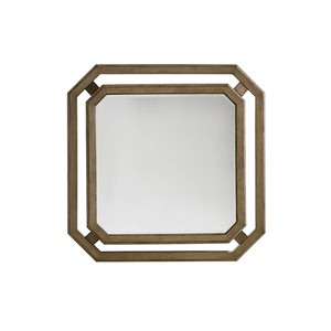 Callan Square Mirror | Tommy Bahama Home