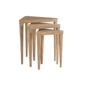 Cupertino Triangular Nesting Tables | Lexington