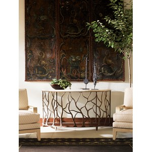 Bannister Garden Console Table   Tommy Bahama Home