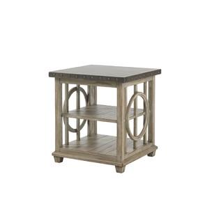 Wyatt Lamp Table | Lexington