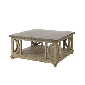 Wyatt Cocktail Table | Lexington