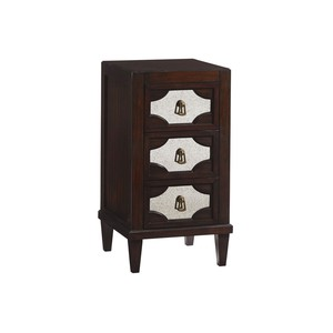 Lucerne Mirrored Nightstand | Lexington