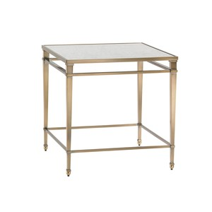 Maxfield Metal Lamp Table | Lexington
