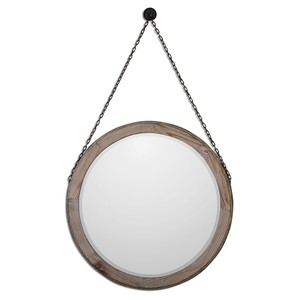 Loughlin Wall Mirror | The Uttermost Company