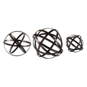 Stetson Spheres Tabletop Décor | The Uttermost Company