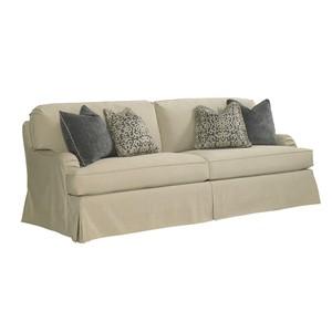 Stowe Slipcover Sofa   Lexington