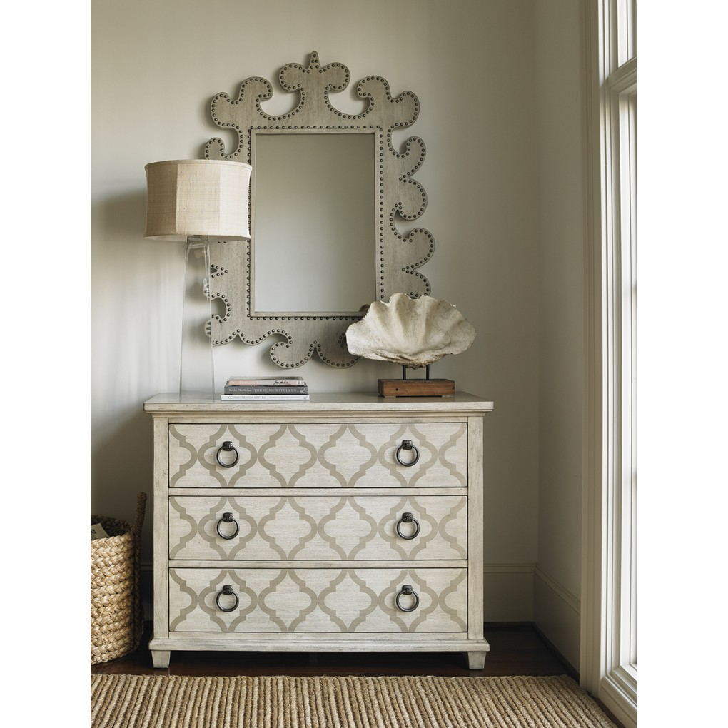 Hempstead Vertical Mirror | Lexington