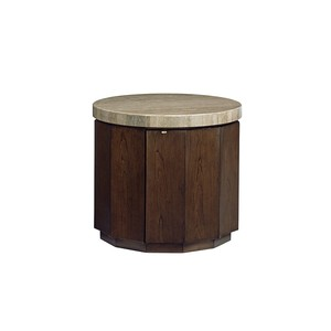 Glendora Drum Table | Lexington
