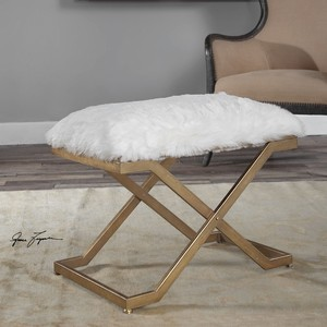 Farran Small Bench | The Uttermost Company