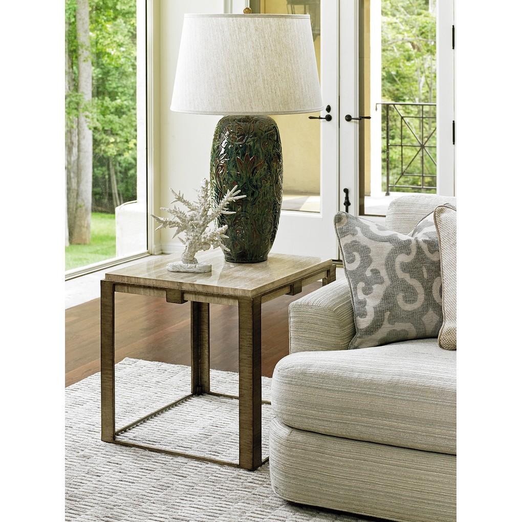 Stone Canyon Lamp Table   Lexington