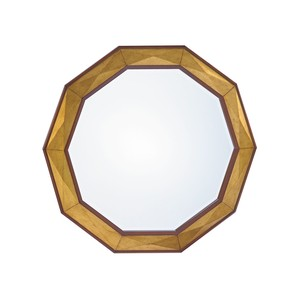 Savoy Round Mirror | Lexington