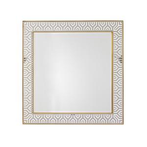 Tribeca Square Mirror | Lexington