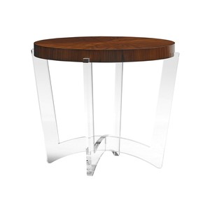 Hudson Round End Table | Lexington