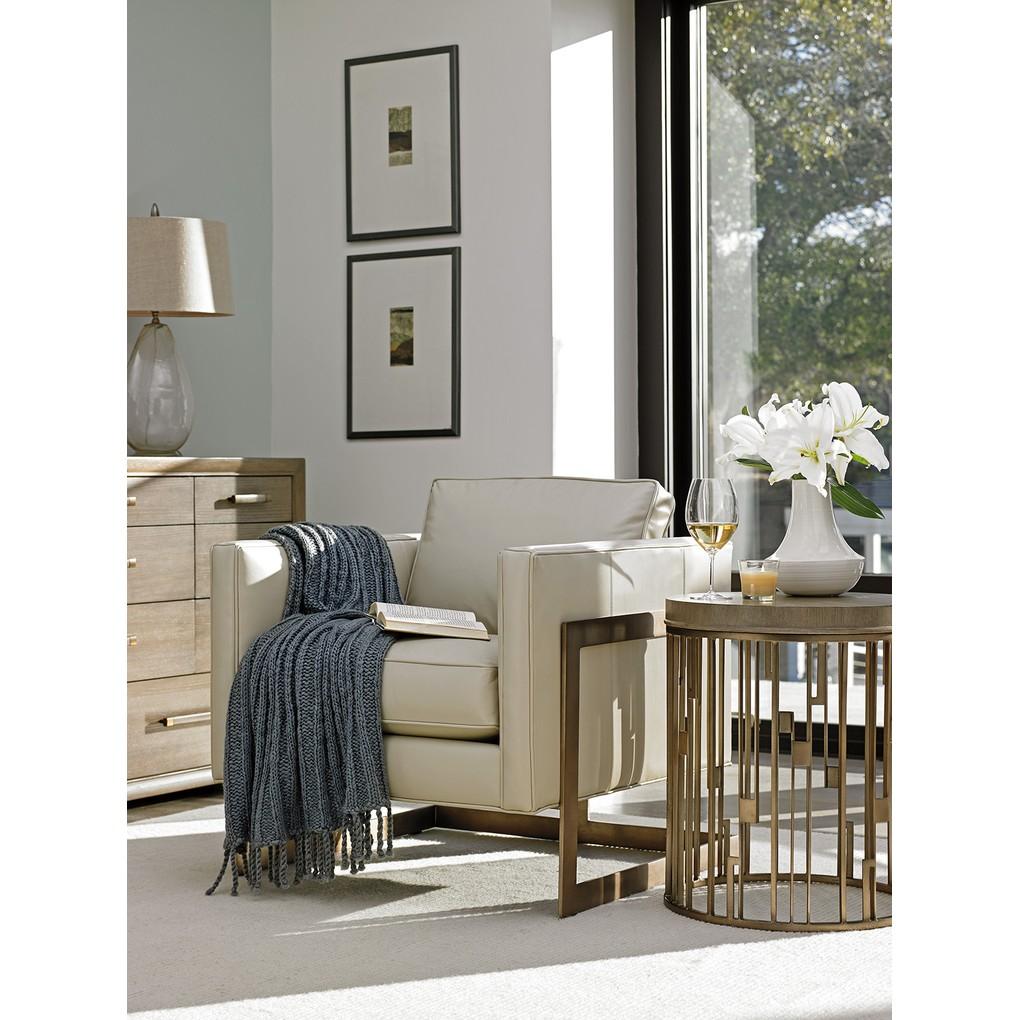 Studio Round Accent Table | Lexington