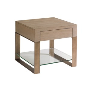 Empire Square End Table